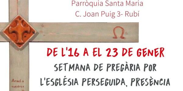 """Conferència """"La Llibertat religiosa avui al món"""""""