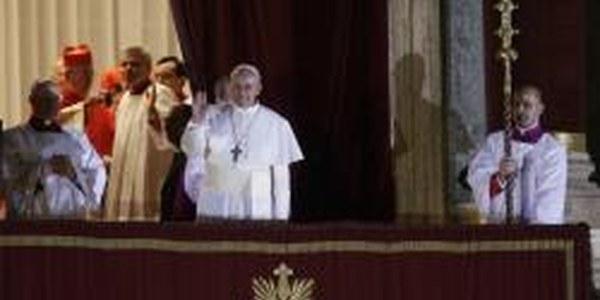 """""""Habemus Papam"""": Papa Francesc"""