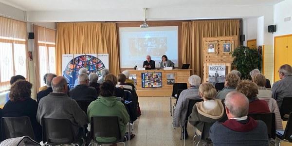 Assemblea anual de Mans Unides