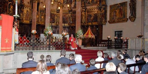 Confirmacions a la Catedral