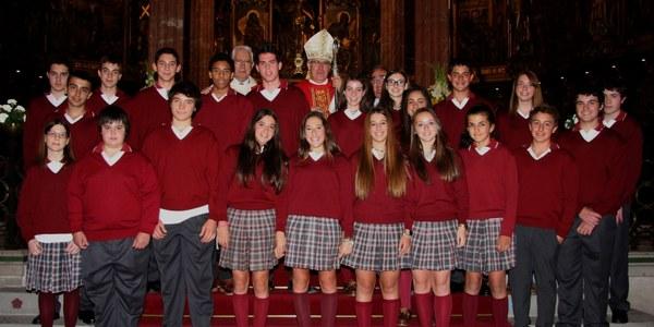 Confirmacions del Col.legi el Gresol a la Catedral