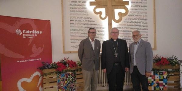 Francesc Llonch ha estat nomenat Director General de Càritas Diocesana de Terrassa