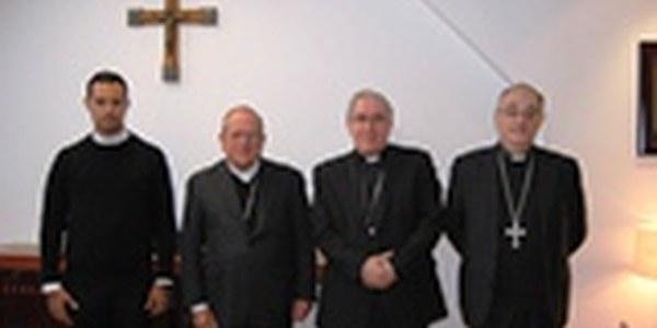 L'Arquebisbe de Diamantina (Brasil) visita la diòcesi de Terrassa