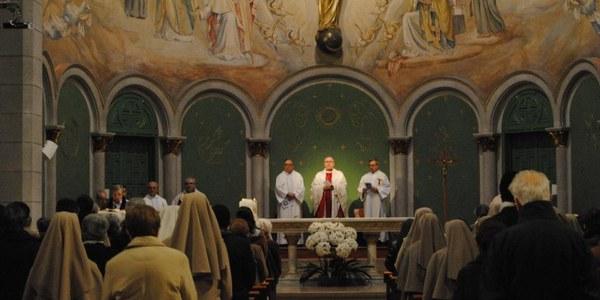 La diòcesi de Terrassa celebra la Jornada per a la Vida Consagrada