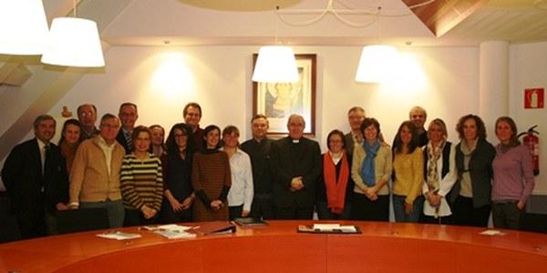 La diòcesi de Terrassa posa en marxa un Centre d'Orientació Familiar (COF)