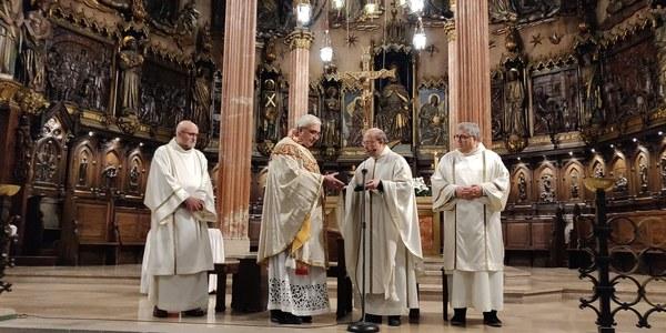 Les relíquies de Dr. Guardiet són a la Catedral