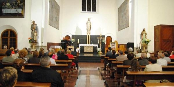 Mons. Saiz Meneses pronuncia el pregó de la Antigua