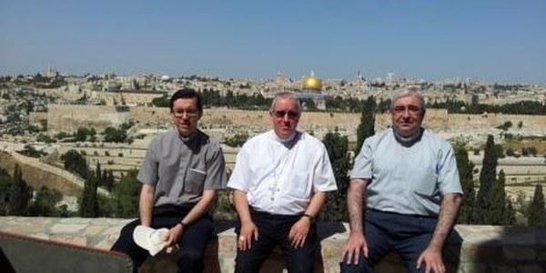 Pelegrinació diocesana a Terra Santa