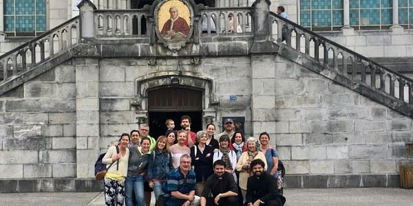 Peregrinació a Lourdes de Cursets de Cristiandat