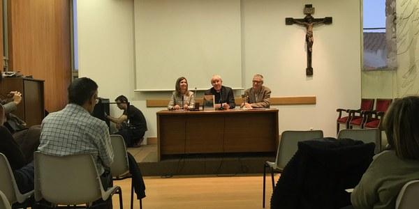 Presentació de l'Informe sobre la Llibertat Religiosa en el món
