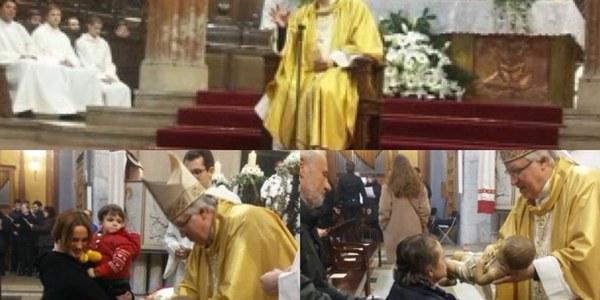 Solemnitat de Nadal a la Catedral