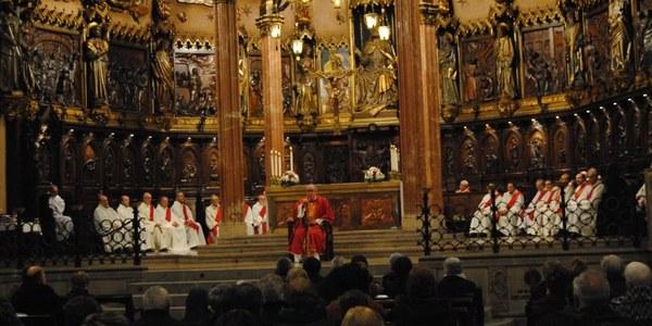 Terrassa acull la trobada interdiocesana de diaques permanents
