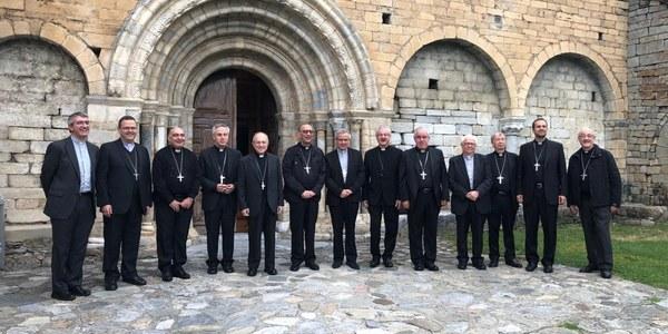Trobada dels Bisbes de la Tarraconense.