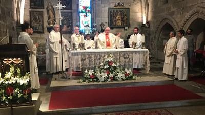1er dia Peregrinatge; 22 de juliol, Santa Maria Magdalena: MUROS.