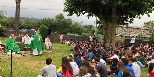 3er dia de Peregrinació; 24 de juliol: De Cee a Olveiroa