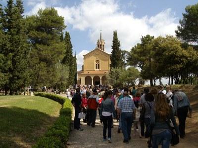 Santuaris, Peregrinacions i Turisme // Santuarios, Peregrinaciones y Turismo