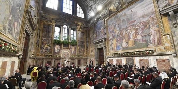 El Papa respecto a la crisis Irán y EEUU: Diálogo y respeto a la legalidad internacional.