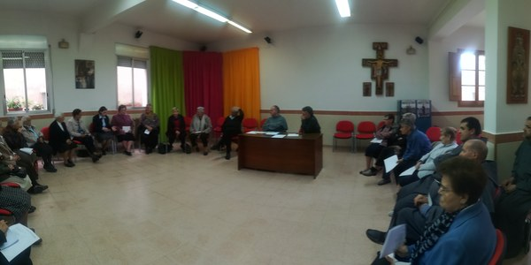 Encuentro de religiosas i religiosos del Vallès Oriental