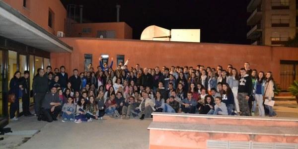 Escuela de Oración para Jóvenes en Ganollers