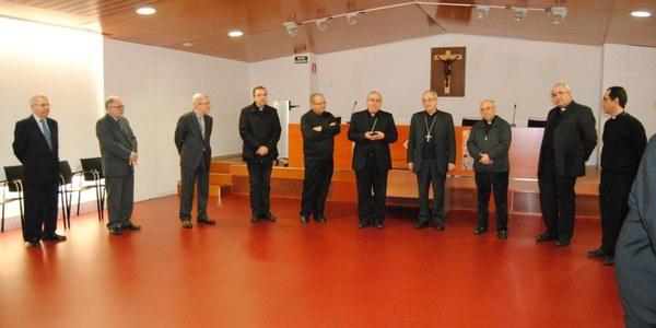 Felicitación al Sr. Obispo con motivo de su onomástica