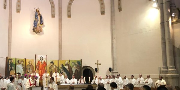 Inauguración del curso del Ateneo San Paciano
