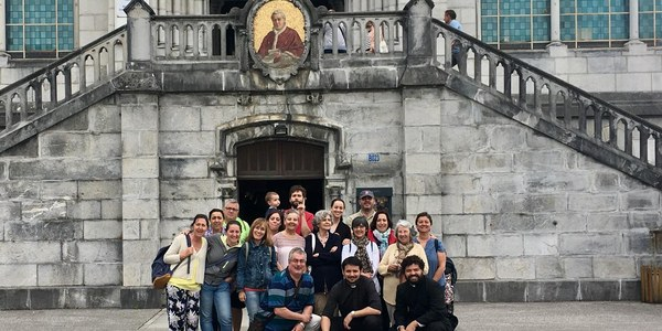 Peregrinación a Lourdes de Cursillos de Cristiandad