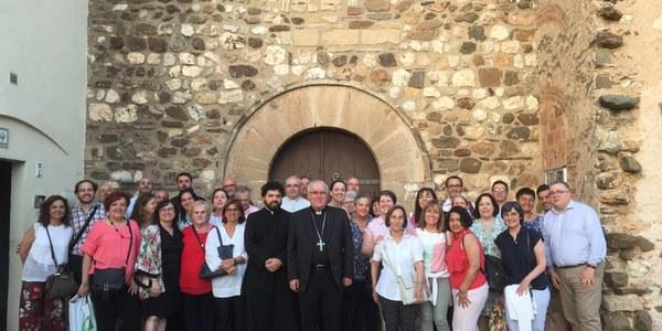 Ultreia de Cursillos de Cristiandad de Valldoreix en el 4o aniversario