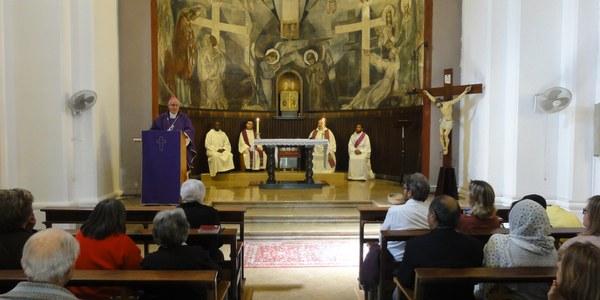 Visita Pastoral en Bellaterra