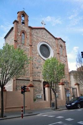 Mare de Déu de Montserrat i Sant Antoni de Pàdua