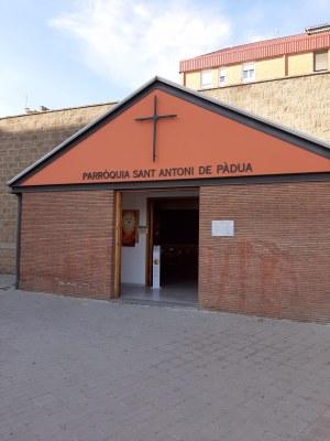 Sant Antoni de Pàdua (Can Rull)