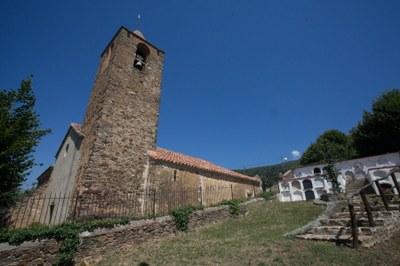 Sant Cristòfol (Fogars de Montclús)