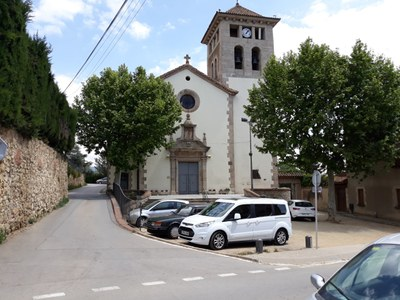 Sant Genís (L'Ametlla del Vallès)