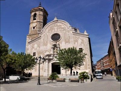 Parròquia Sant Martí de Sant Celoni