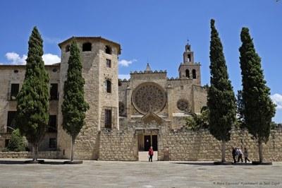 Sant Pere d'Octavià (Sant Cugat del Vallès)