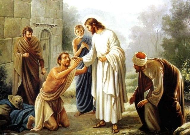 jesús i els pobres