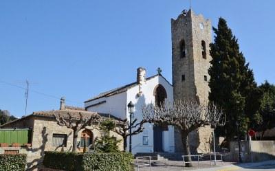 Sant Vicenç (Vallromanes)